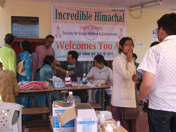 free dental checkup - himachal pradesh